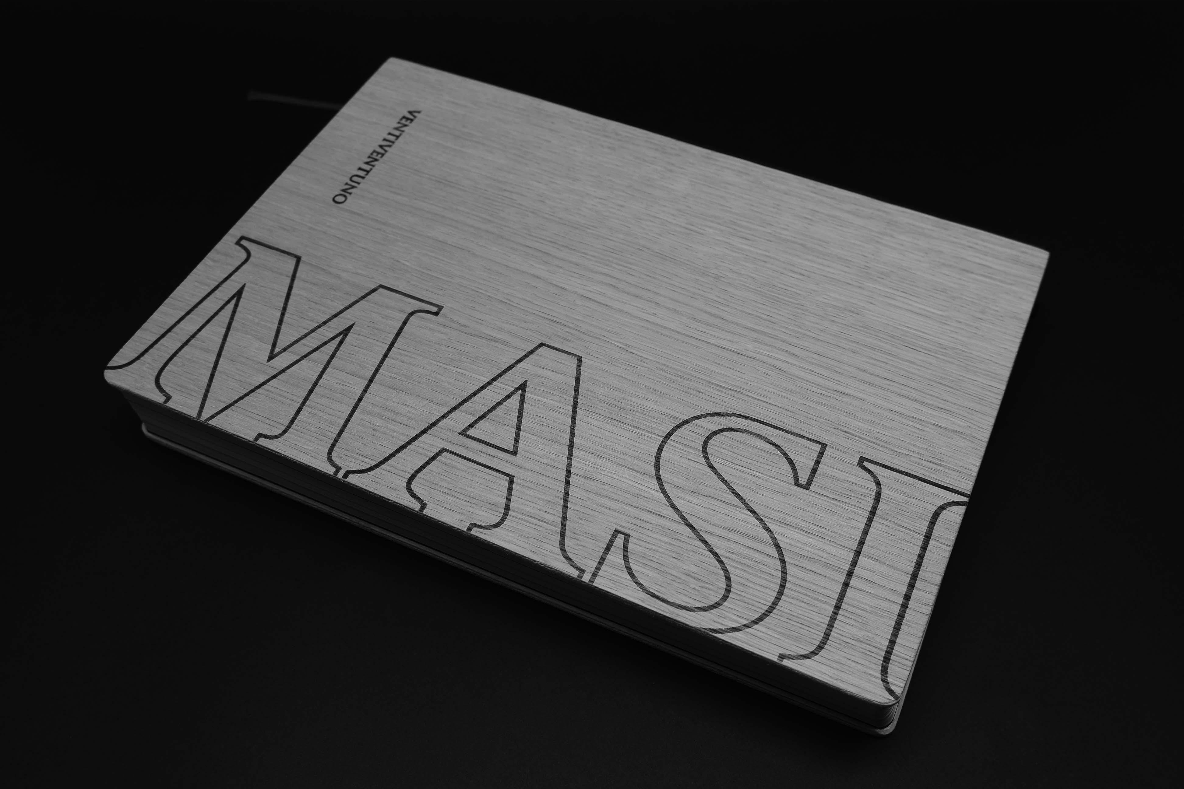 Masi reservation book front