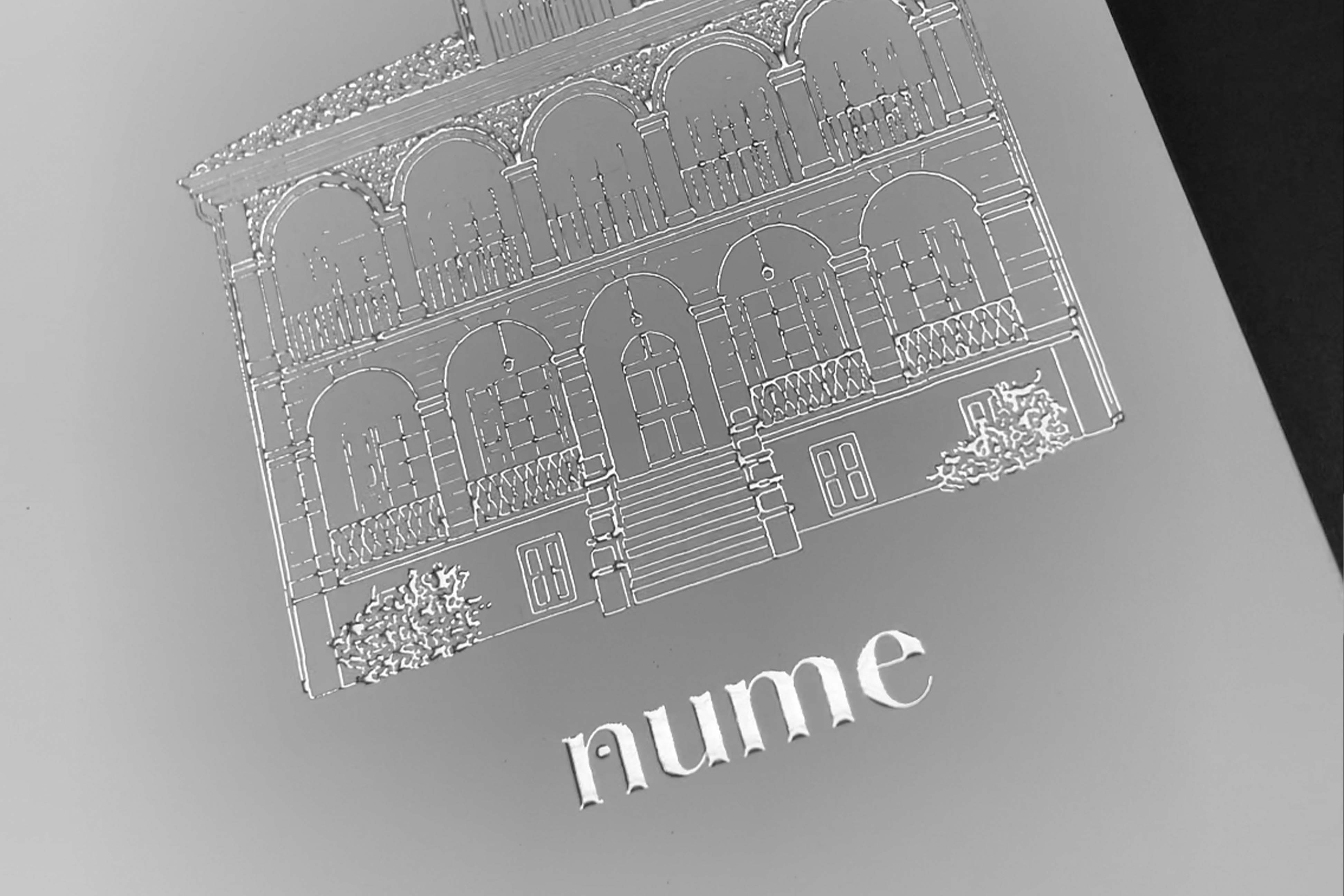 nume front